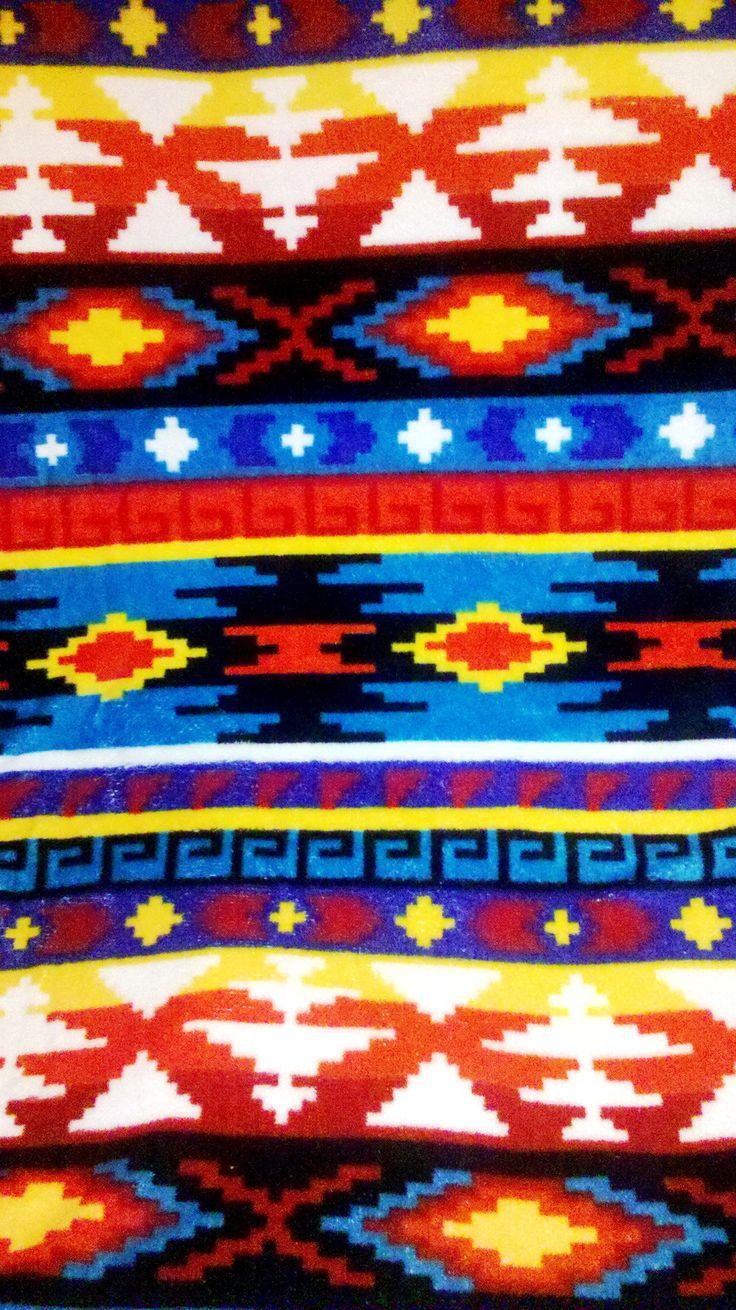 Tribal Print Background