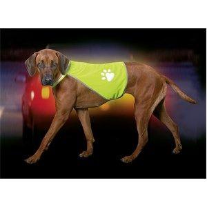 KARLIE Reflektirajući prsluk Safety Dog, žuti