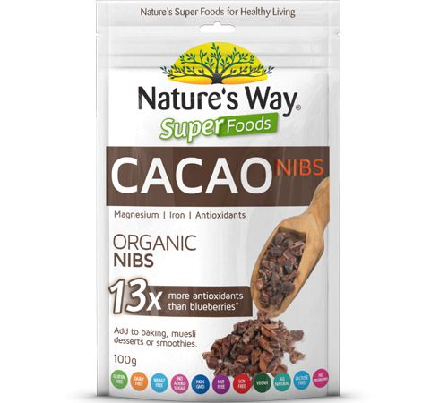Brand new product! Cacao nibs  - The perfect addition to breakfast, dessert or snacks.