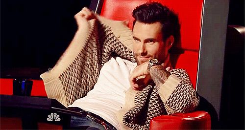 9 Reasons To Be Depressed That You'll Never Marry Adam Levine: Excuse me, while I cry myself to sleep.