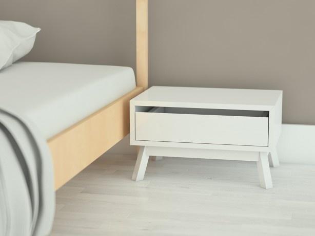 Noc - a perfect bed companion.