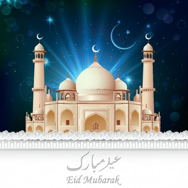 Best 4 designs of greeting cards for Eid Mubarak 2017, can be used for greeting and download to your computer as wallpapers, or send via e-mail or messages, or to share with friends on social networking sites such as Facebook, Twitter, MySpace and others! Important: You can use the designs for Eid al-Fitr and Eid al-Adha Medium size: width= 780 , height= 780 Full size: width= 1024 , height= 1024 Happy Eid Mubarak to all Muslims in the world
