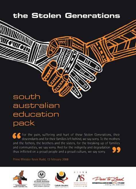 Education Packs The following Education Packs are produced by Reconciliation SA in partnership with the Aboriginal Education and Employment unit of Department of Education and Children's Services, Catholic Education SA, the Association of Independent Schools of SA and Dare to Lead.