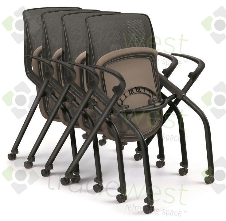 Motivate Nesting Mobile Chair - HMT1