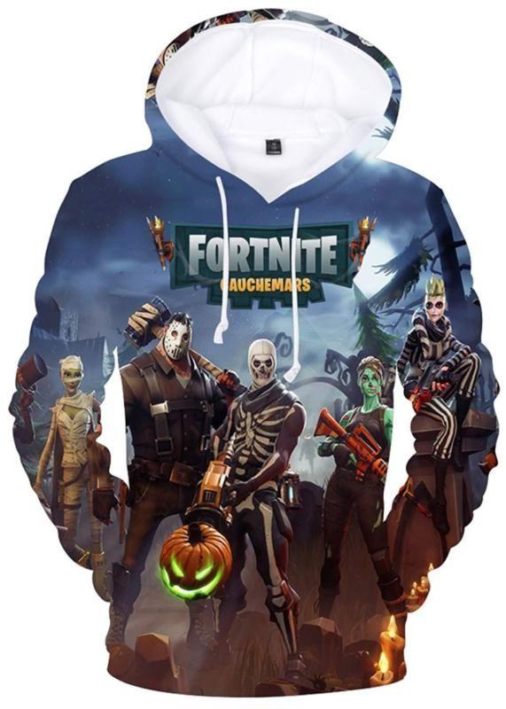 c5f988992 Premium  Fortnite 3D Printed Unisex Hoodie  gaming Sweatshirt for ...