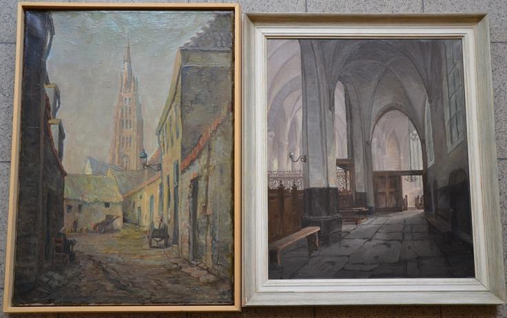 Kunsthandel, veiling & galerie in Groningen | Richard ter Borg AW Verhorst