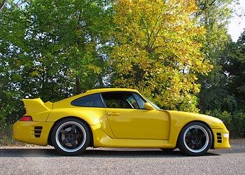 1997 Porsche Ruf CTR2 Sport