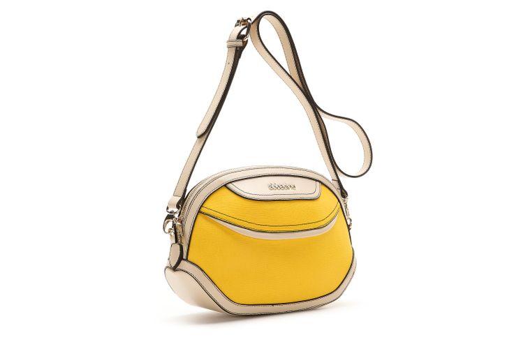 Yellow abbacino bags