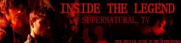 Supernatural.tv: Inside the legend: Wendigo