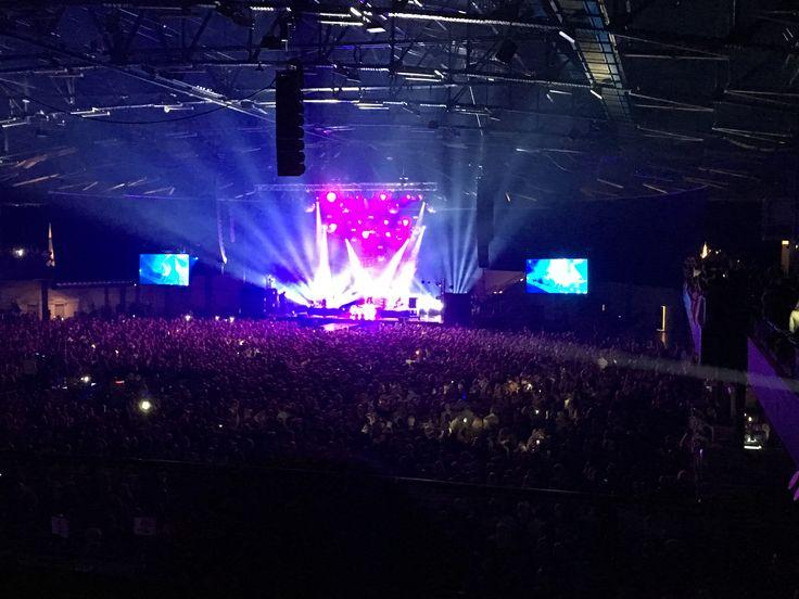 Okt 2016. MØ koncert i forum :)