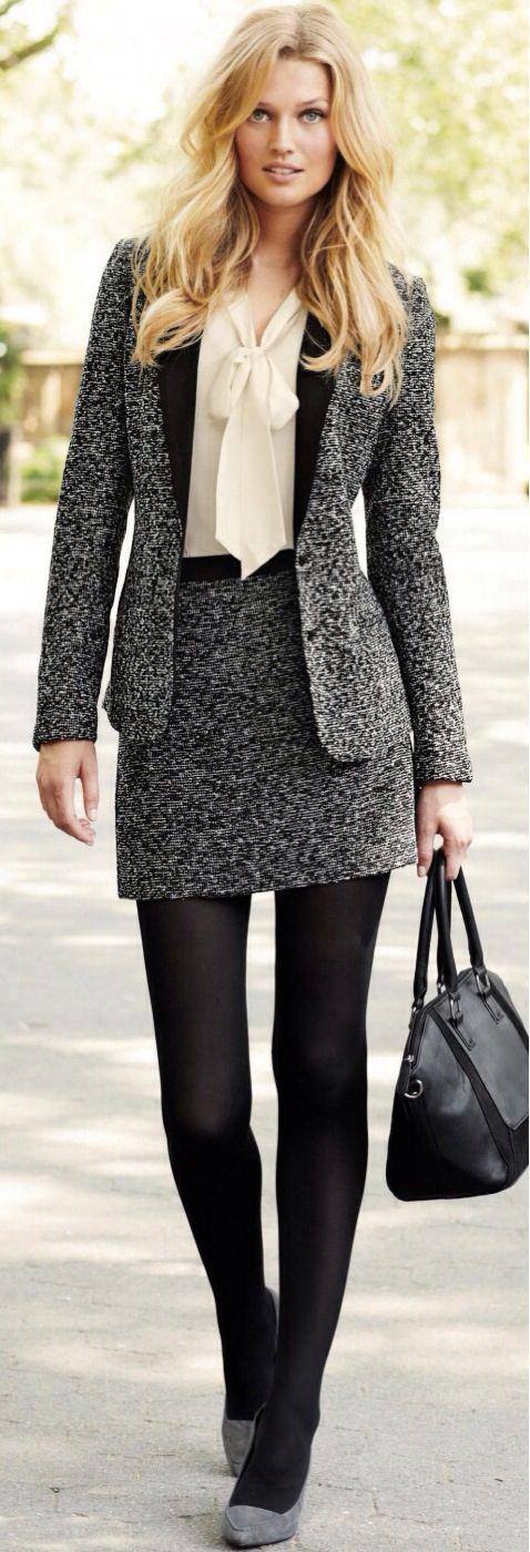 Work fashion | Fall wool