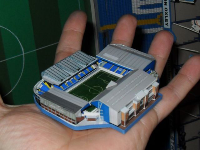 post card size - little hillsborough - Sheffield Wednesday Photos - Owlstalk