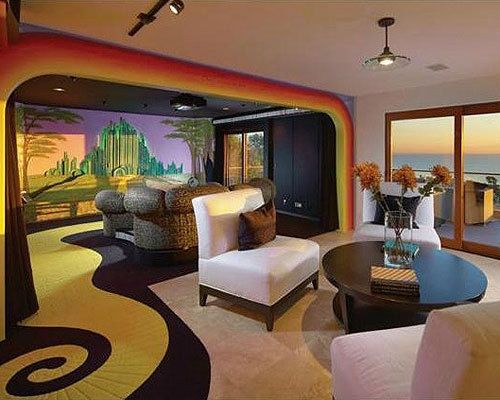 Incredible homes inspired by movies wizard of oz house