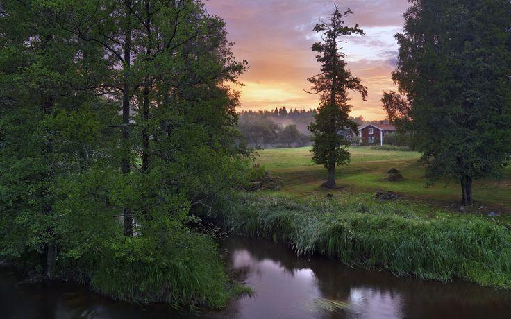 Stockås, Närke, #Sweden.