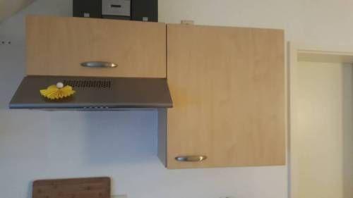 Nolte Küche Schrank Oberschrank Birke Dunstabzugshaube in Sachsen - nolte schlafzimmer schränke