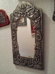 imagenes de espejos decorados con gemas buscar con google