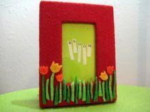 Hot 3d nuovo buon prodotti di design bella Amore adulto feltro Funia foto cornici collage set per mestieri a casa di nozze Decor