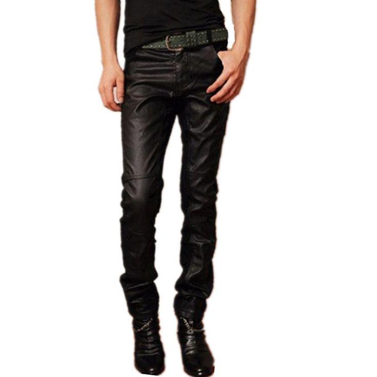 17 best ideas about mens leather pants on pinterest