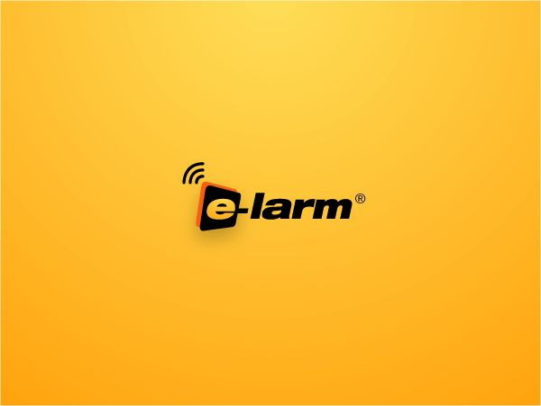 Logo for Alarm Company by DGTL