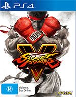 Street Fighter V (preowned)