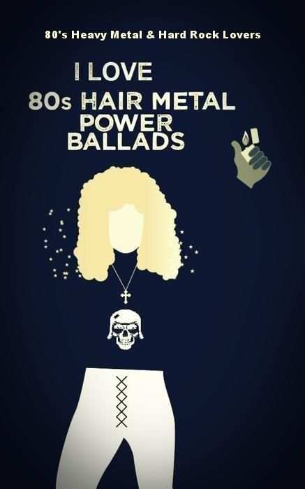 80's hair metal. Not gonna lie, you should see my playlists.