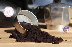 RIUTILIZZARE I FONDI DEL CAFFè - ALLACCIATE IL GREMBIULE