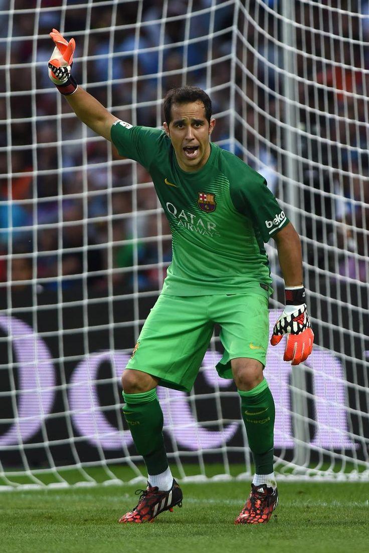 Claudio Bravo - Barcelona
