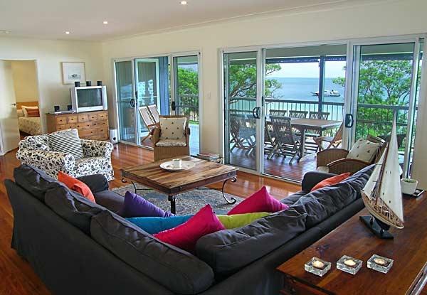 Tangalooma Beach House
