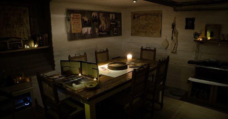 cthulhu game room