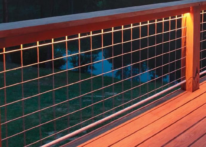 Stock Panel Deck Railing Design Ideas Amp Pictures Deck