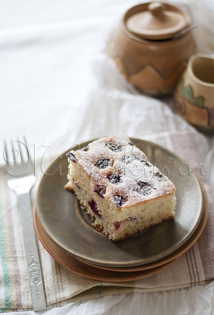 Sr Flour Cake Recipe