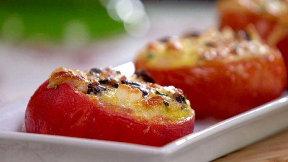 Tomates brunch  - Recettes de cuisine, trucs et conseils - Canal Vie