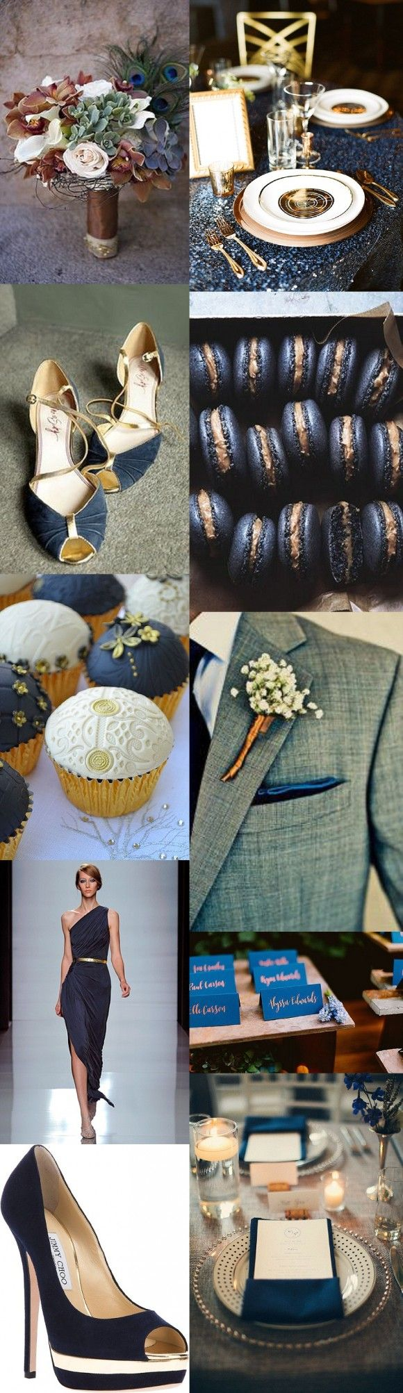 I know this is a wedding inspiration page, but I love the color combo for some other parties... perhaps a friendsgiving?