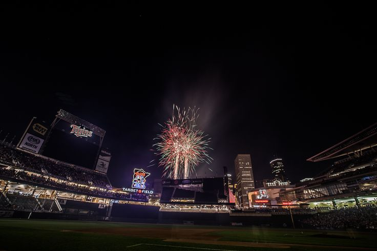 july 4th twins game