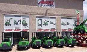 AVANT SA Gallery | AVANT Loader Attachments | South Africa