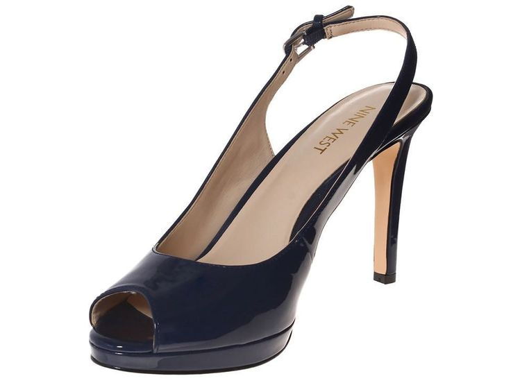 Nine West Zapato de Tacón Tipo Stiletto