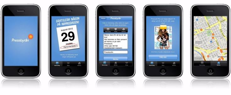 Modeveckor i Sthlm…! Då laddar Pressbyrån sin populära iPhone app med pressade priser på sina toppsäljande modetidningar och delar dessutom ut 25 st ELLE (UK) varje dag. Appen laddar du ner via länken nedan:http://itunes.apple.com/se/app/pressbyran/id375767061?mt=8