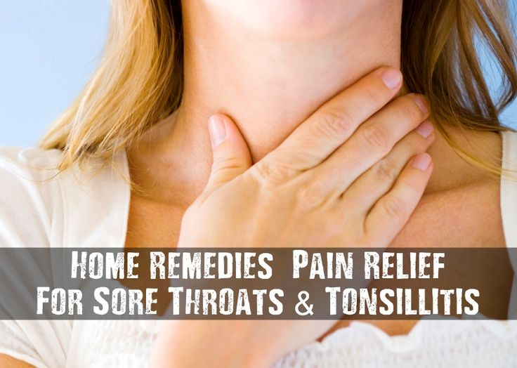 Galo ser home remedies for strep throat pain love concur