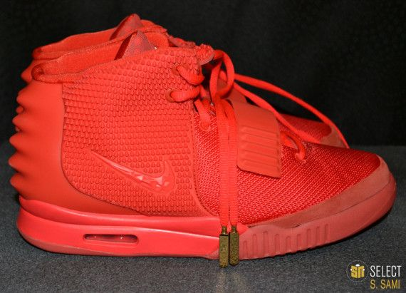 "Nike Air Yeezy 2 – ""Red October"" 