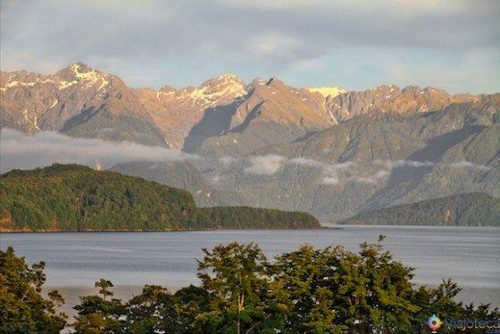 Lake Manapouri na Nova Zelândia 6