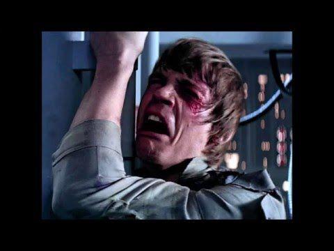 Star Wars Battlefront Darth Vader DESTROYS Luke Skywalker NOO!!