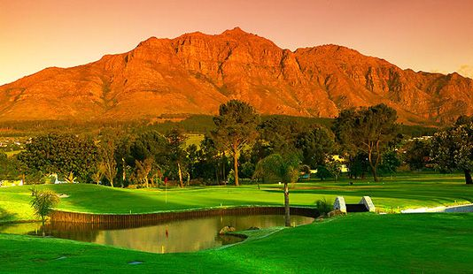 Winelands Stellenbosch Golf Club