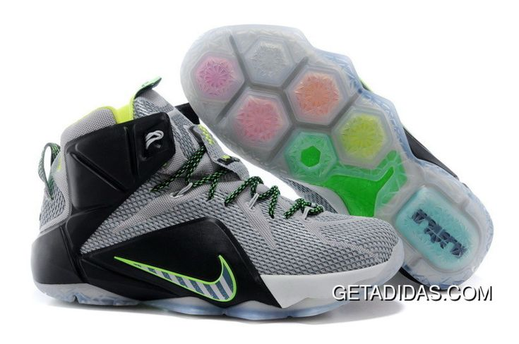 https://www.getadidas.com/lebron-12-white-grey-black-green-topdeals.html LEBRON 12 WHITE GREY BLACK GREEN TOPDEALS Only $87.12 , Free Shipping!