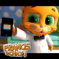 Sonnerie SMS Francis le Chat – Télécharger Chalut !