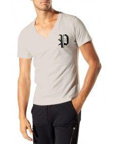 Philipp Plein - You Feel Good White T-Shirt #PhilippPlein