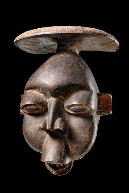 Mask, Cameroon Grassfields, Bamileke