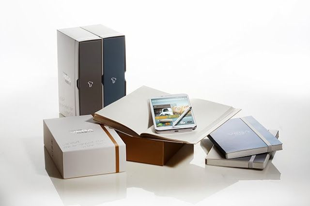 Pantech VEGA Secret Note Smartphone Packaging on Packaging of the World - Creative Package Design Gallery