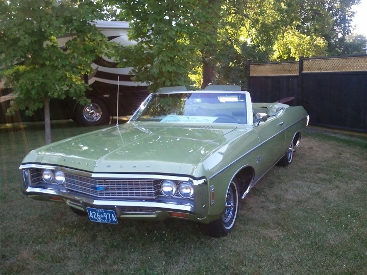 36 best like 2 own cars images on pinterest chevrolet trucks 4x4 my 69 impala convertible at merrickville photo credit d grant fandeluxe Images