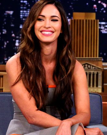 Megan Fox, Nick Cannon Go Head to Head with Jimmy Fallon, Wiz Khalifa in a Game of Pictionary: Watch!