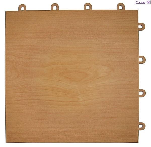 wood look gym floor